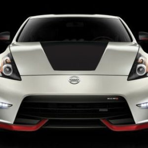 Nissan 370z Nismo Graphic