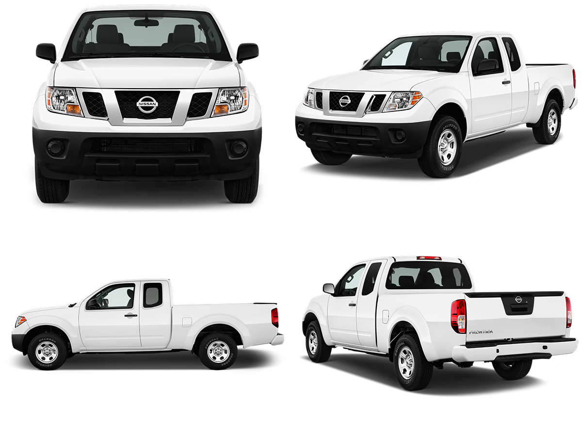 2019-20 Nissan Frontier Base